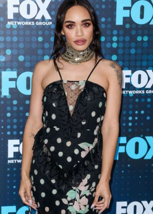 Cleopatra Coleman - 2017 FOX Upfront in NYC