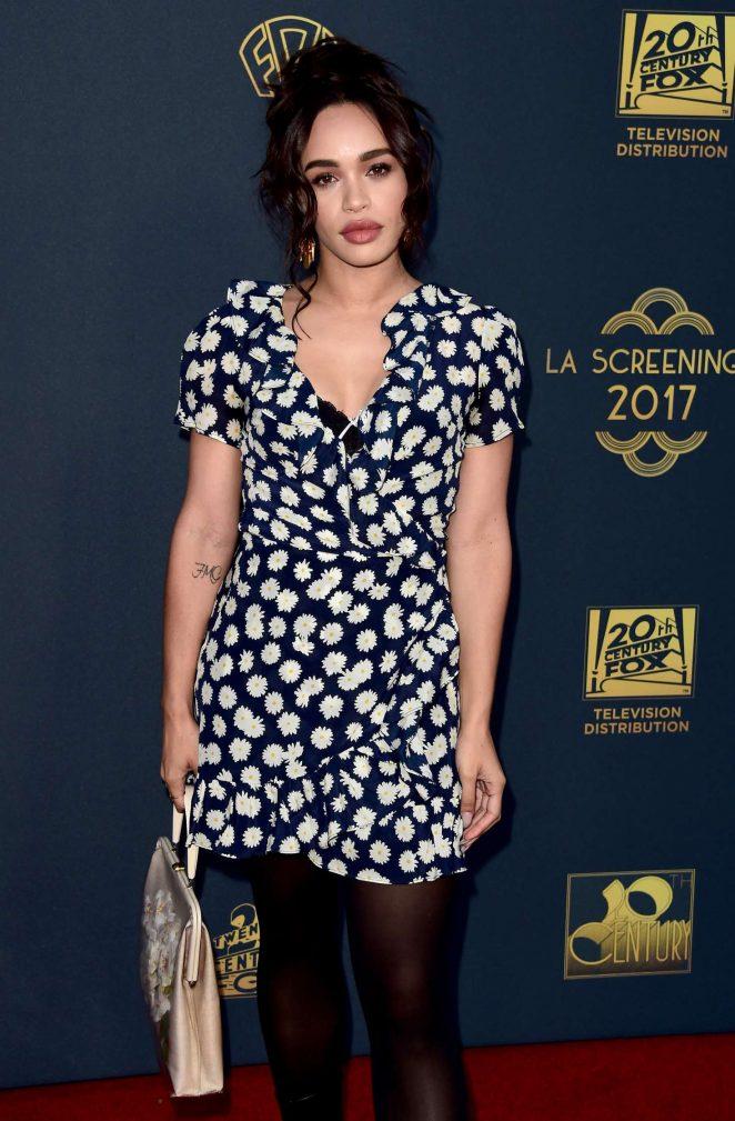 Cleopatra Coleman - Twentieth Century Fox Television Screening Gala in LA