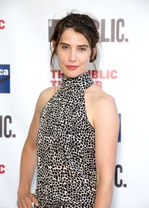 Cobie Smulders - 2016 Public Theater Gala in New York City