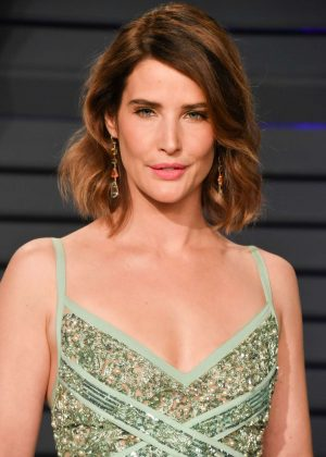 Cobie Smulders - 2019 Vanity Fair Oscar Party in Beverly Hills
