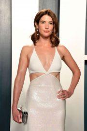 Cobie Smulders - 2020 Vanity Fair Oscar Party in Beverly Hills