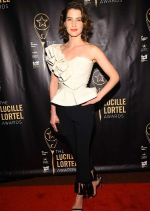 Cobie Smulders - 32nd Annual Lucille Lortel Awards in New York City