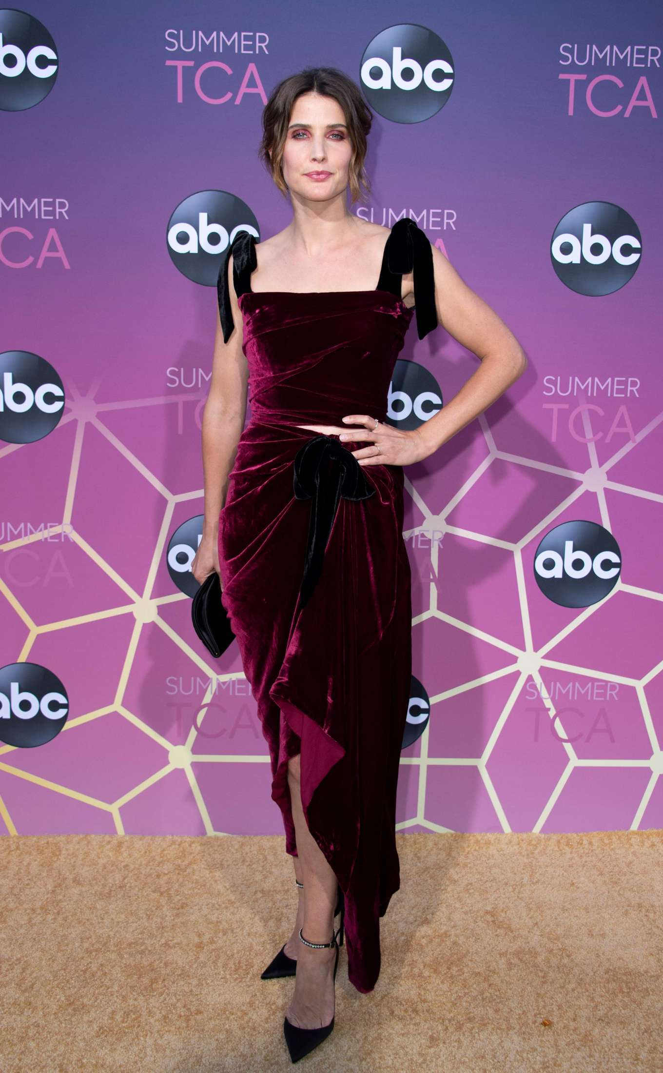 Cobie Smulders 2021