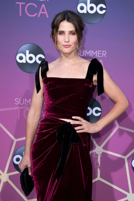 Cobie Smulders - ABC All-Star Party 2019 in Beverly Hills