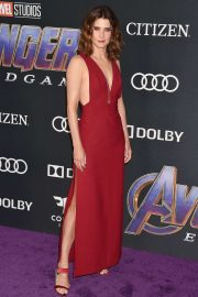 Cobie Smulders - 'Avengers: Endgame' Premiere in Los Angeles