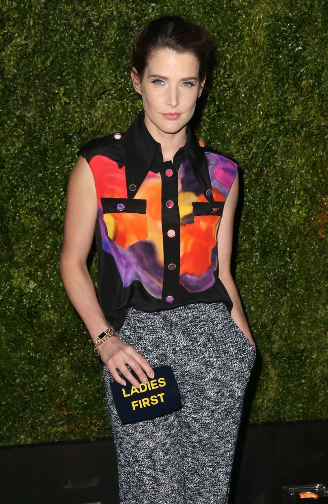 Cobie Smulders – Chanel Dinner in NYC
