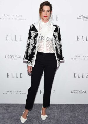Cobie Smulders - ELLE's 24th Annual Women in Hollywood Celebration in LA