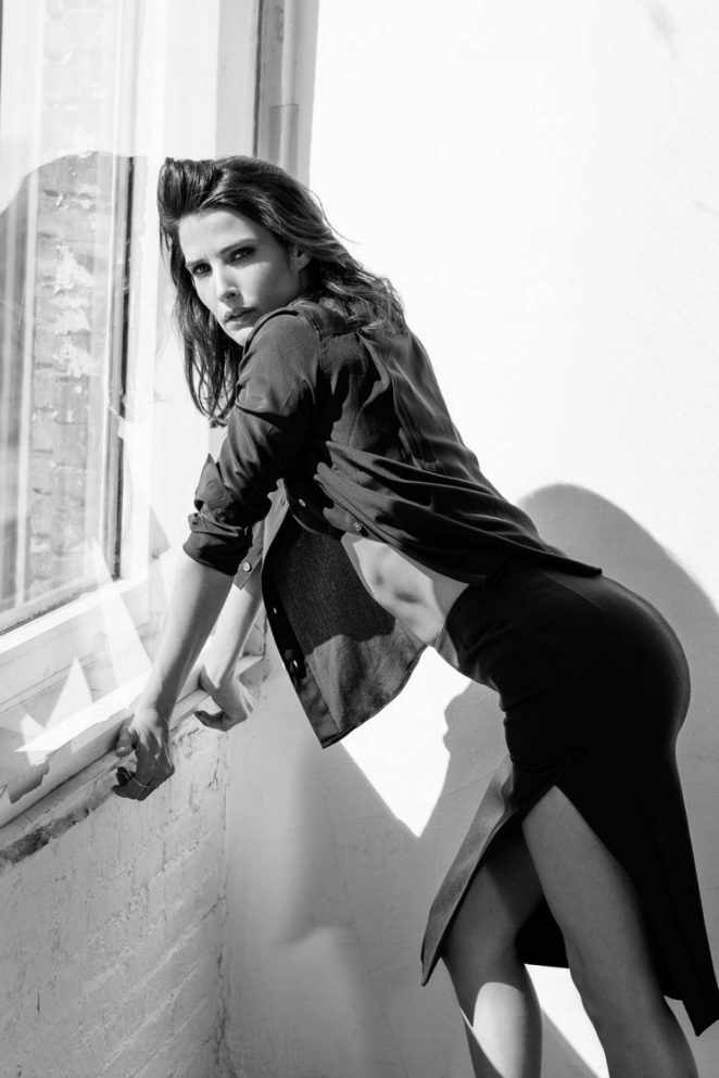 Cobie Smulders for Yahoo Style (October 2016)