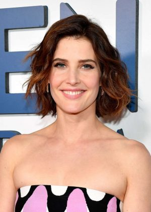 Cobie Smulders - 'Friends From College' Premiere in NYC
