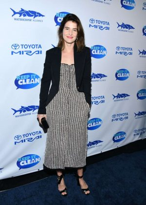 Cobie Smulders - Keep It Clean Live Comedy To Benefit Waterkeeper Alliance in LA