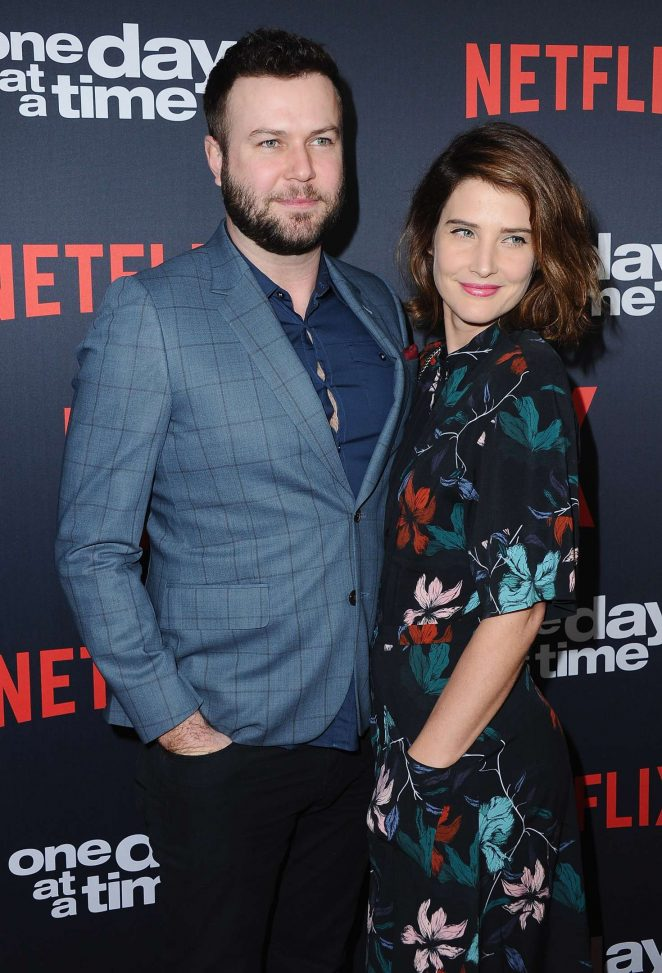Cobie Smulders - Netflix 'One Day At A Time' Season 2 Premiere in Hollywood