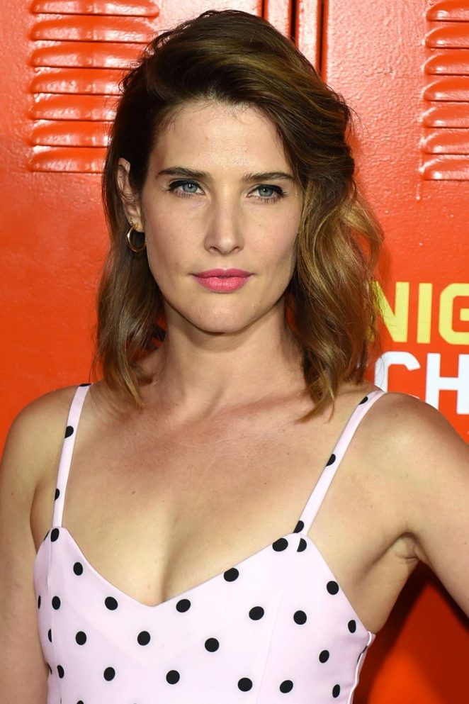 Cobie Smulders - 'Night School' Premiere in Los Angeles