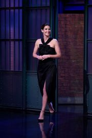 Cobie Smulders - On 'Late Night with Seth Meyer' in New York City