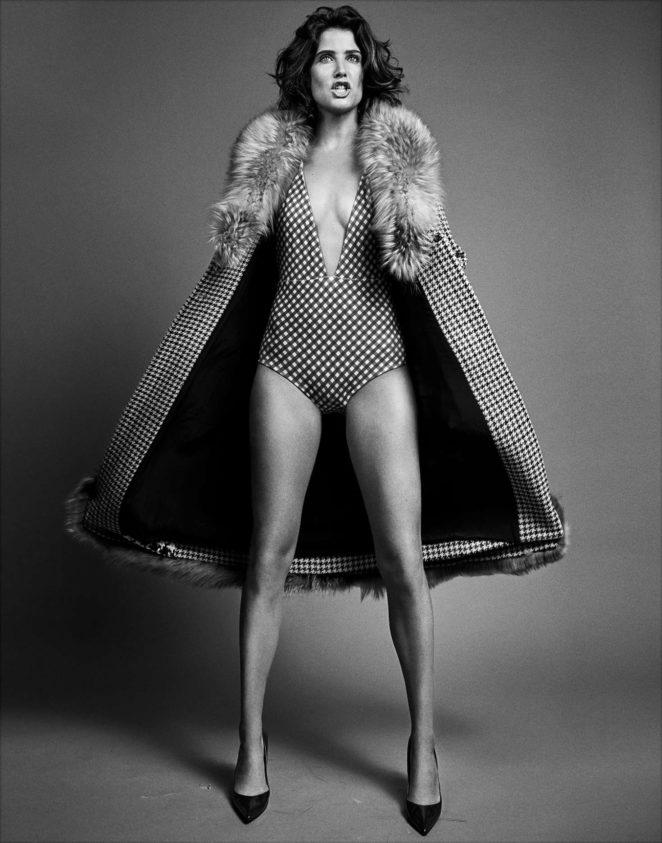 Cobie Smulders - Sbjct Journal Photoshoot (December 2017)