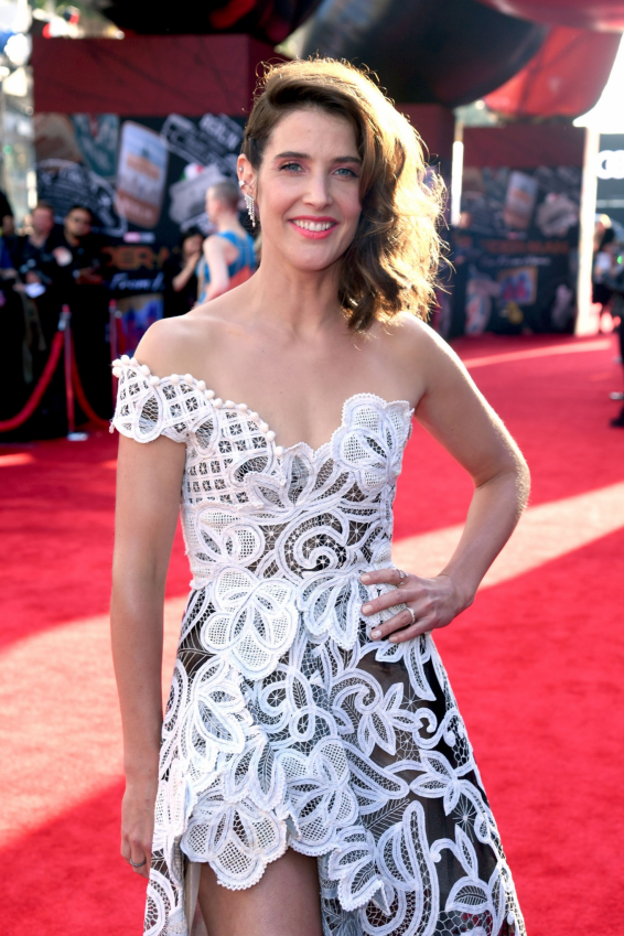 Cobie Smulders - 'Spider-Man Far From Home' Premiere in Hollywood