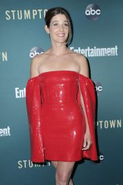 Cobie Smulders - 'Stumptown' Premiere in Los Angeles