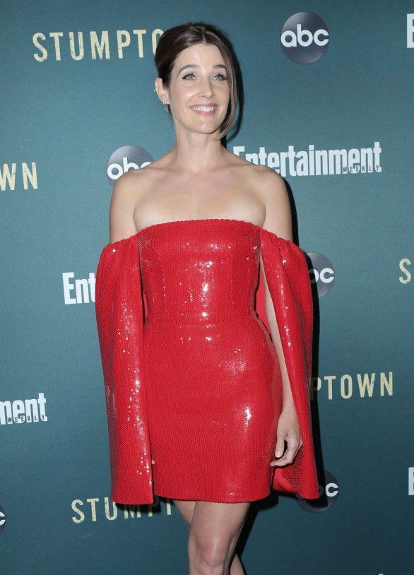 Cobie Smulders - 'Stumptown' Premiere in Los Angeles