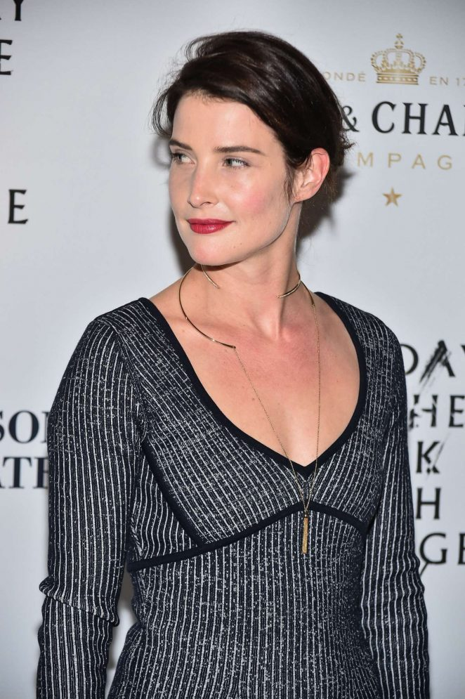 Cobie Smulders - 'Sunday in the Park With George' Play Opening Night in NY