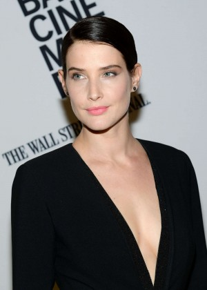 Cobie Smulders - 'Unexpected' Premiere in NYC
