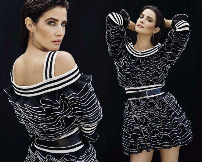 Cobie Smulders - Vanity Fair Italy Magazine (October 2016)