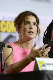 Cobie Smulders - 'Women Who Kick Ass' Panel at San Diego Comic-Con 2019