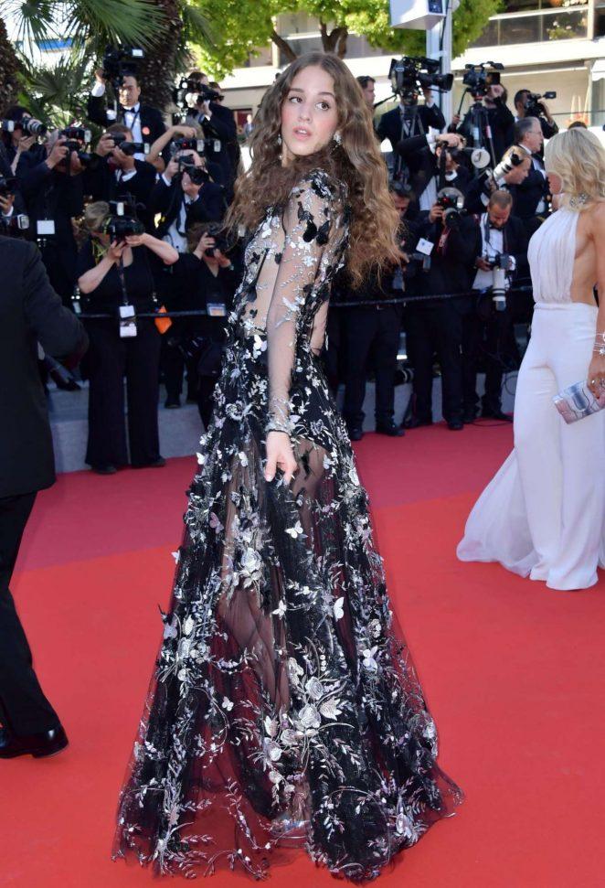Coco Konig: Loveless premiere – 2017 Cannes film festival-05
