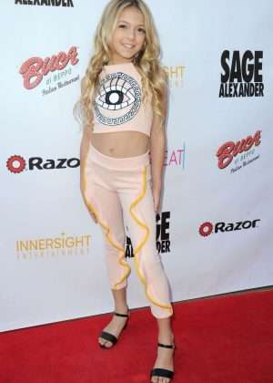 Coco Quinn - Sage Launch Party Co-Hosted by Tiger Beat in LA