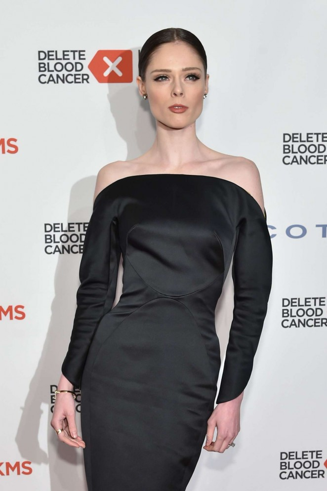 Coco Rocha - 10th Annual Delete Blood Cancer DKMS Gala in New York