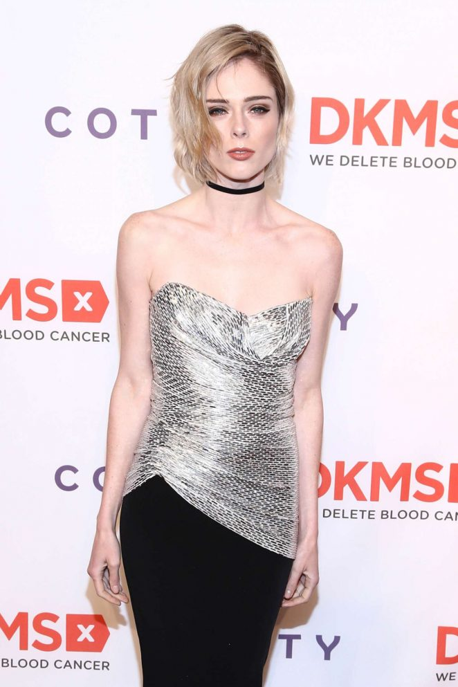 Coco Rocha - 11th Annual DKMS 'Big Love' Gala in New York