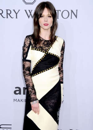Coco Rocha - 2016 amfAR New York Gala in NYC
