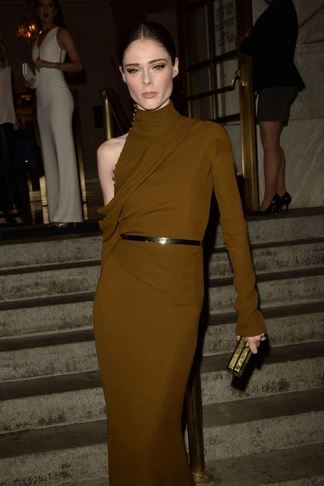 Coco Rocha - Harpers Bazaar Icons Party 2016 in NYC