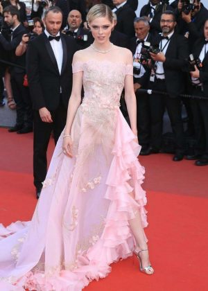 Coco Rocha - 'The Meyerowitz Stories' Premiere at 70th Cannes Film Festival