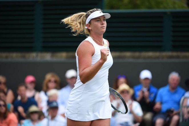 Coco Vandeweghe - 2017 Wimbledon Championships in London