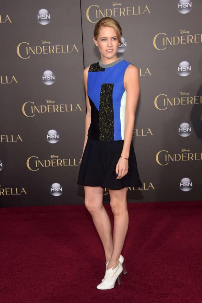 "Cody Horn - ""Cinderella"" Premiere in Hollywood"