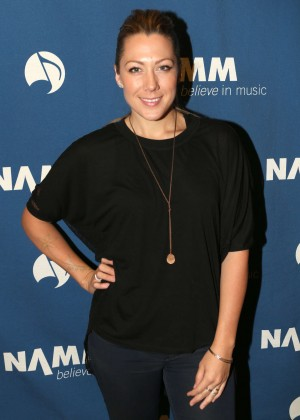 Colbie Caillat - 'Breakfast of Champions' at 2015 National Association of Music Merchants show in Anaheim
