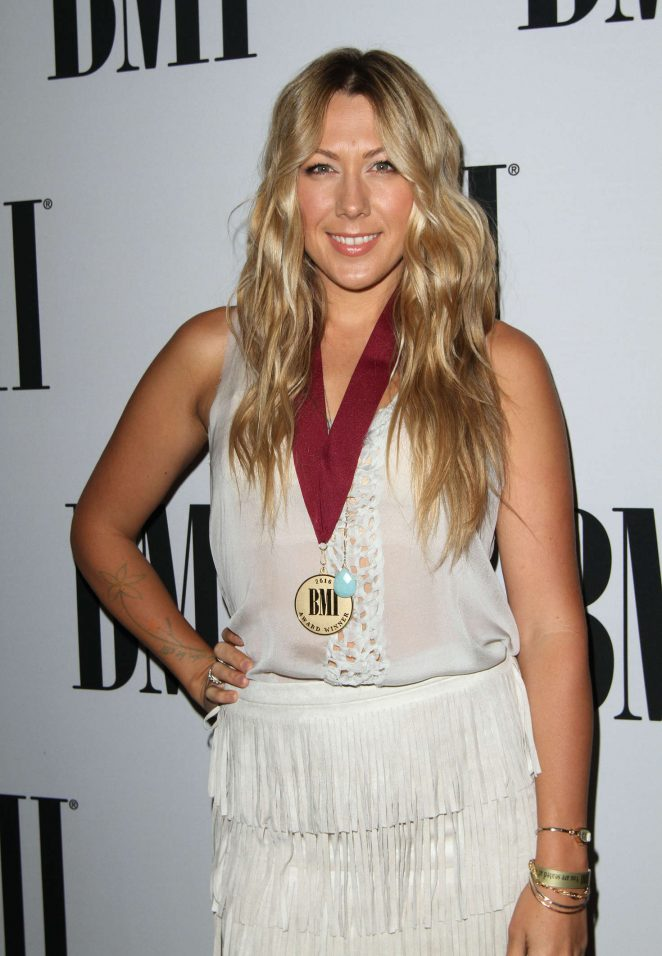 Colbie Caillat – 64th Annual BMI Pop Awards 2016 in Beverly Hills