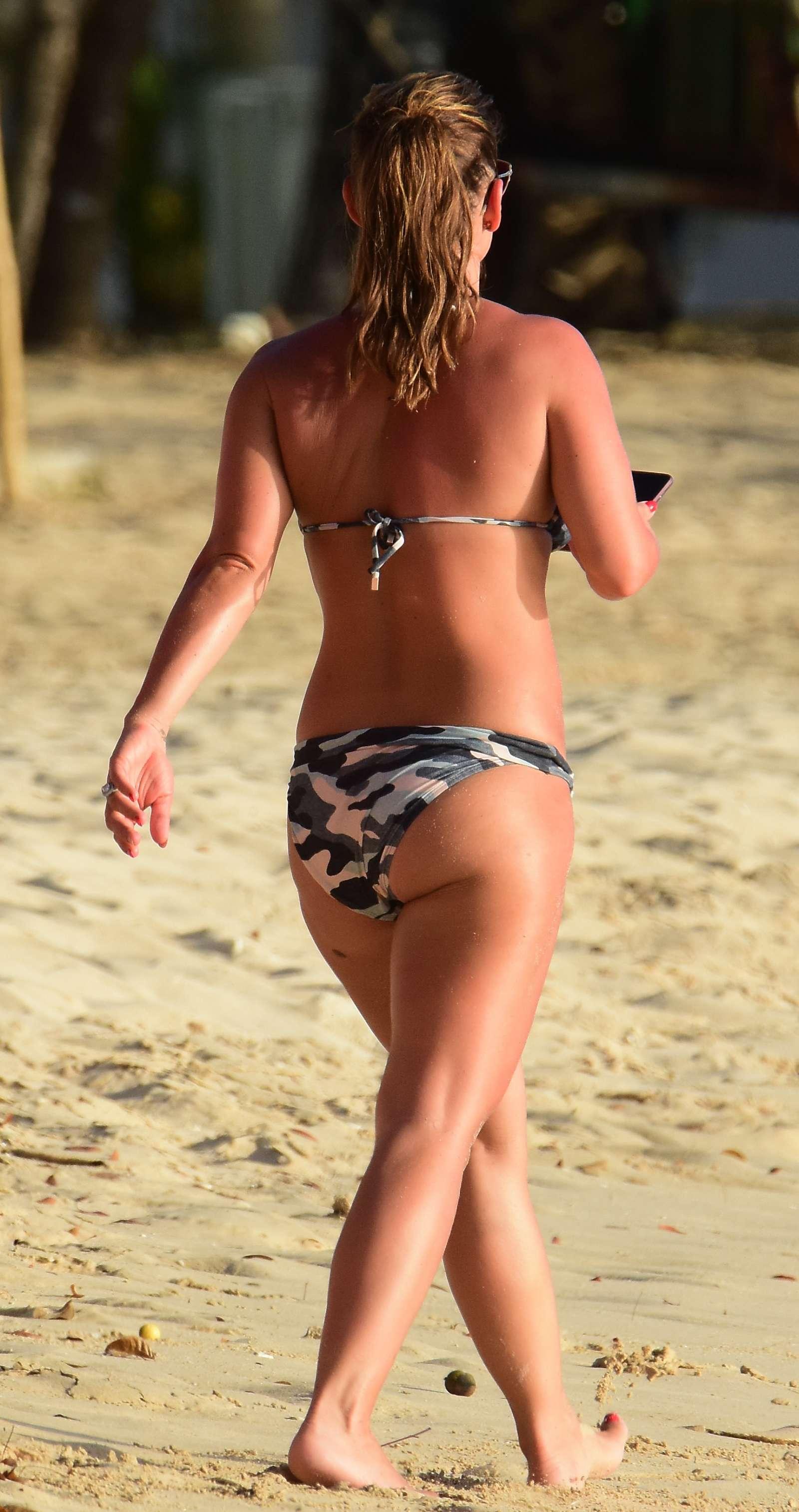 Coleen Rooney In Bikini 2017 20 Gotceleb