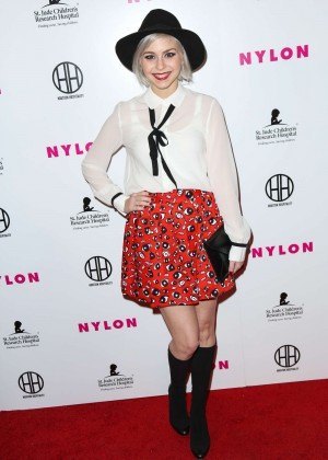 Colette Carr - NYLON Magazine's Muses And Music Party in LA