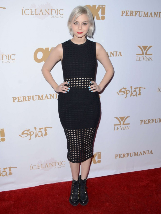 Colette Carr – OK! Magazine's Pre-Grammy Event 2016 in Hollywood