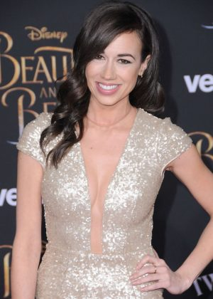 Colleen Ballinger - 'Beauty and the Beast' Premiere in Los Angeles