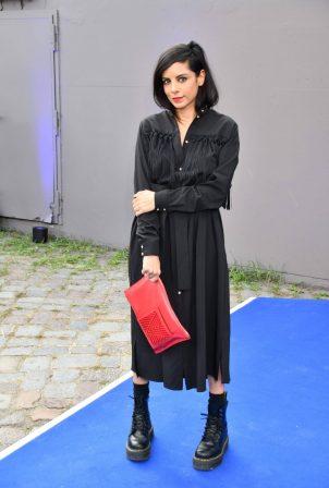 Collien Ulmen-Fernandes - Pictured at Deutscher Schauspielpreis in Berlin