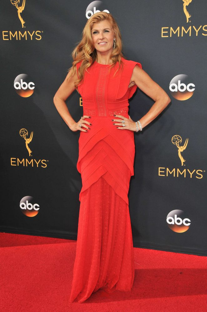 Connie Britton - 2016 Emmy Awards in Los Angeles