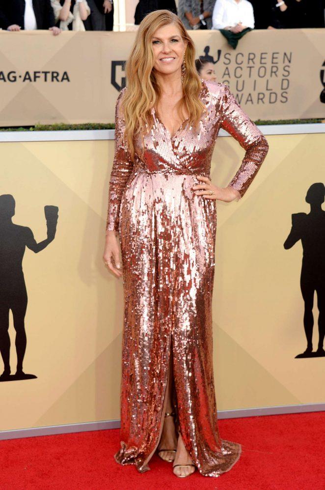 Connie Britton - 2018 Screen Actors Guild Awards in Los Angeles