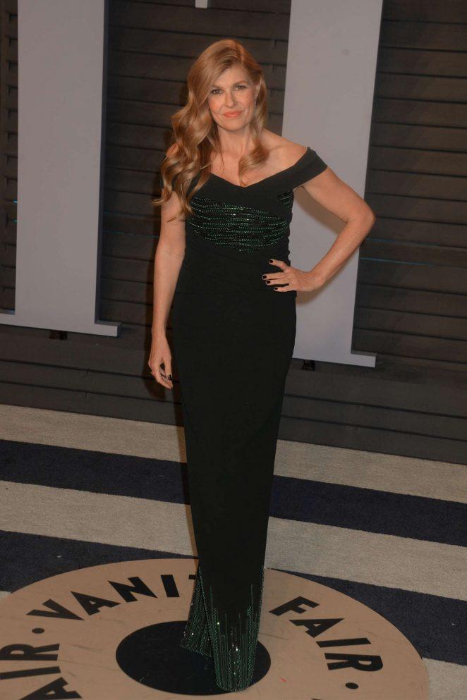 Connie Britton - 2018 Vanity Fair Oscar Party in Hollywood
