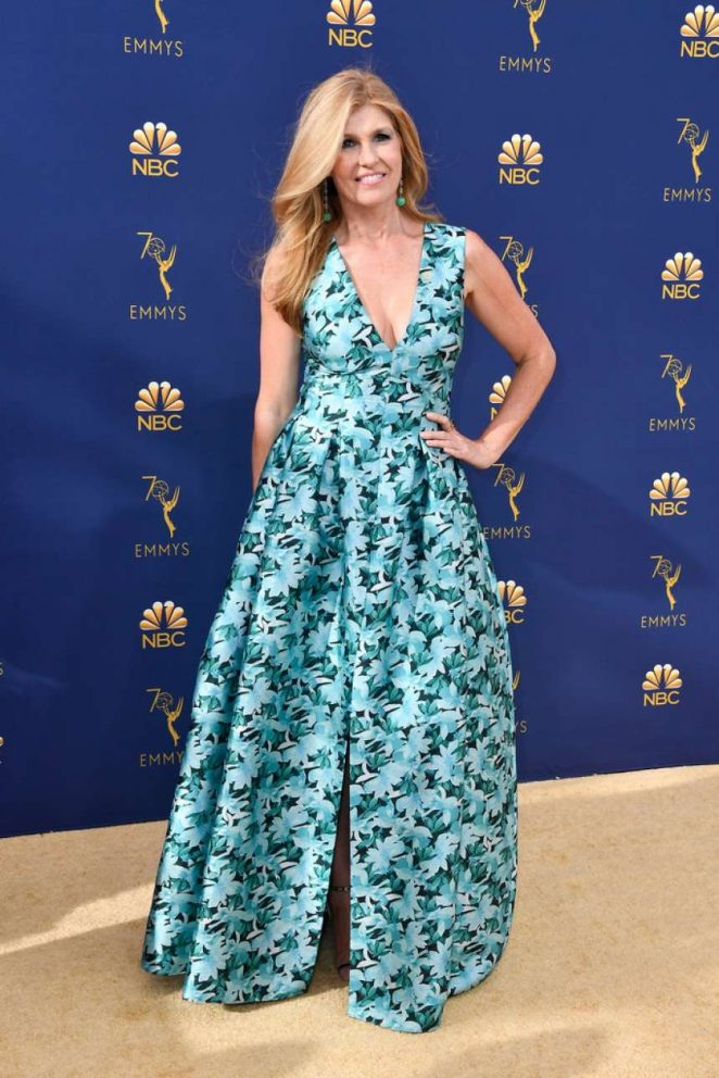 Connie Britton - 2018 Emmy Awards in LA