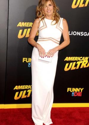 Connie Britton - 'American Ultra' Premiere in LA