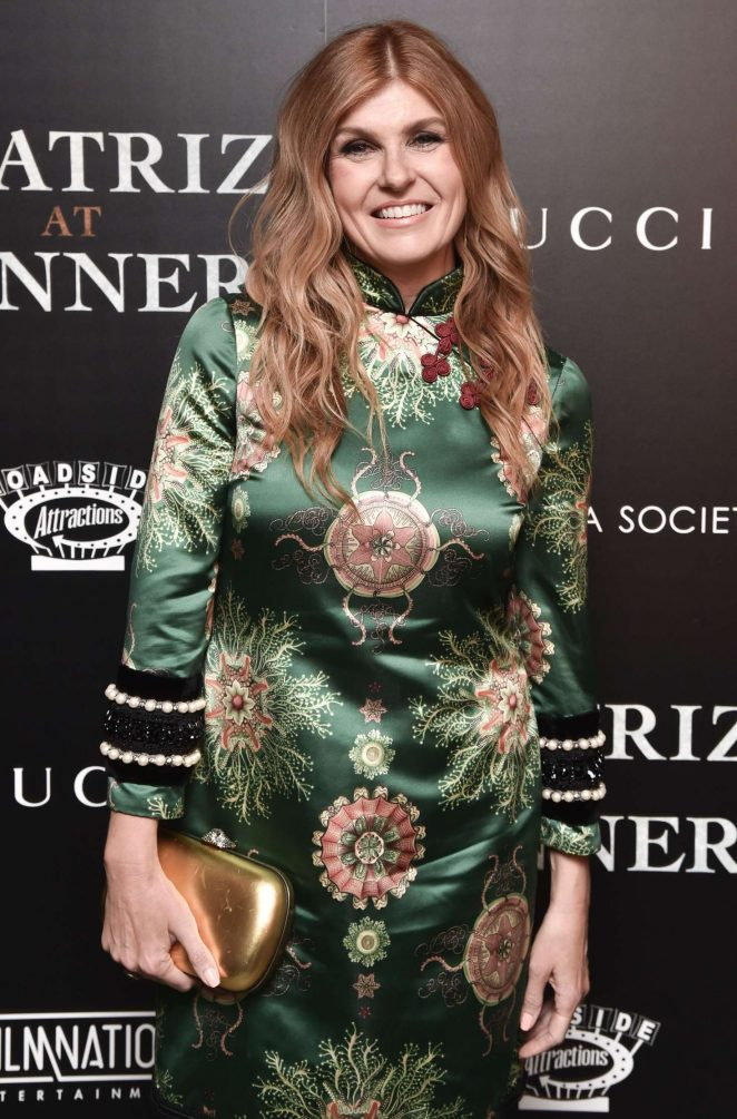 Connie Britton - 'Beatriz at Dinner' Screening in NYC
