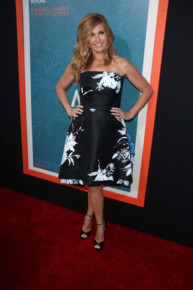 Connie Britton - 'Me and Earl and the Dying Girl' Premiere in LA