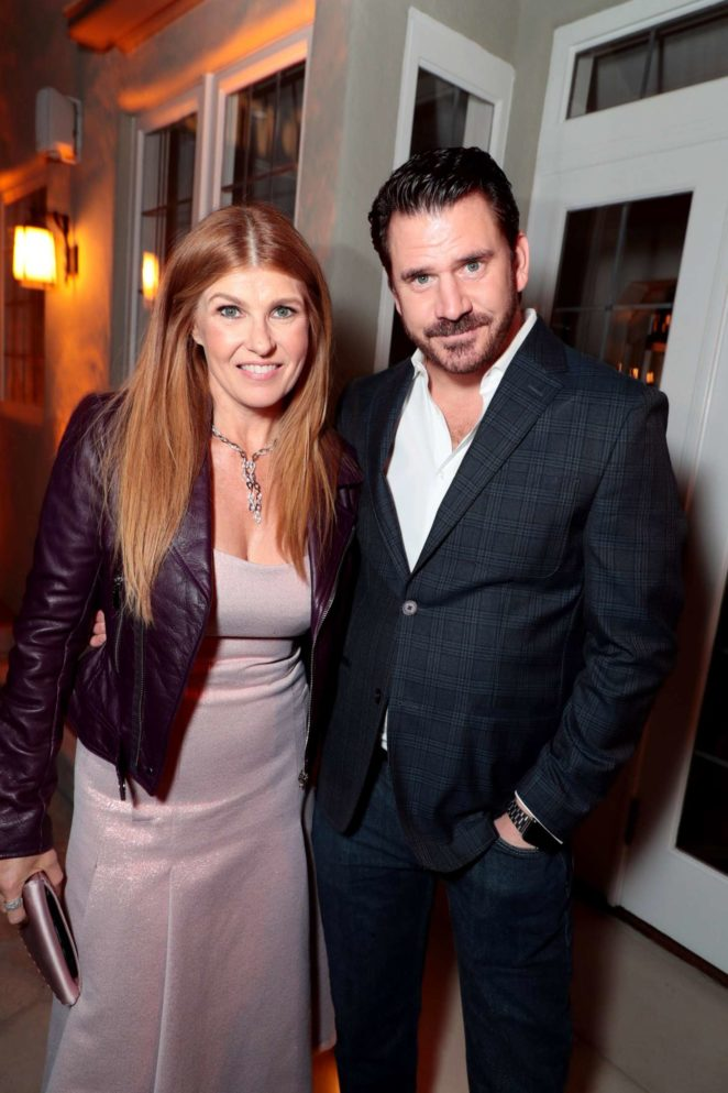 Connie Britton - 'SHOWTIME Gives Thanks' Holiday Event in LA