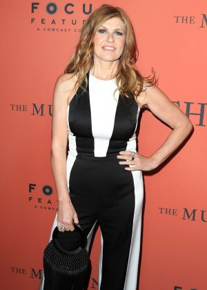 Connie Britton - 'The Mustang' Premiere in Los Angeles